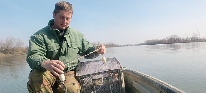ribolov privredni